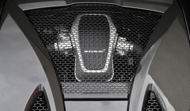 McLaren 570S - doi thu Lamborghini Huracan tai Sai Gon hinh anh 8