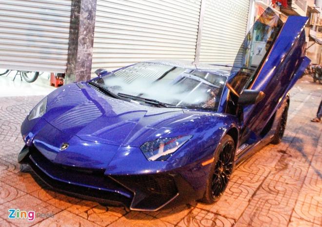 Chi tiet Lamborghini Aventador SV duy nhat tai Viet Nam hinh anh 4