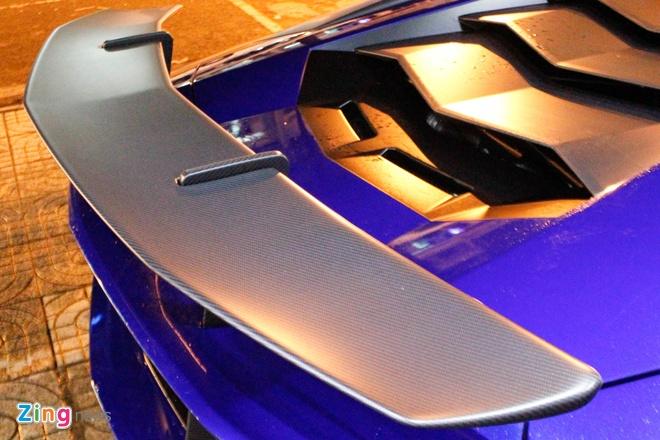 Chi tiet Lamborghini Aventador SV duy nhat tai Viet Nam hinh anh 6