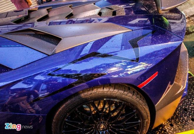 Chi tiet Lamborghini Aventador SV duy nhat tai Viet Nam hinh anh 7
