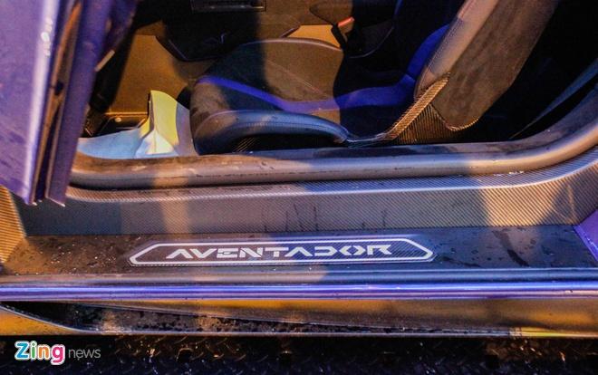 Chi tiet Lamborghini Aventador SV duy nhat tai Viet Nam hinh anh 9