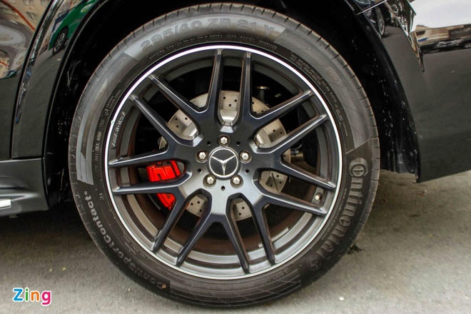 Mercedes GLS63 gia 8,4 ty dong dau tien ra dang ky o Sai Gon hinh anh 6