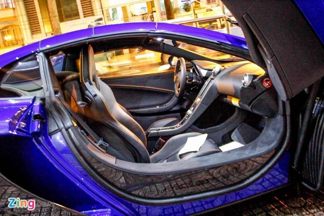 McLaren 650S Spider mau hiem ve Sai Gon hinh anh 5