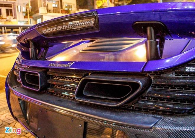 McLaren 650S Spider mau hiem ve Sai Gon hinh anh 9