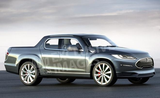 Elon Musk: 'Tesla se san xuat xe ban tai' hinh anh 1