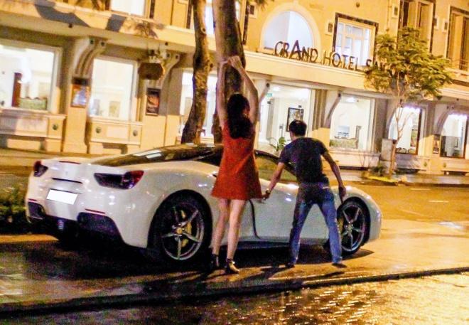 Ferrari 488 GTB ve tay Cuong Do La hinh anh