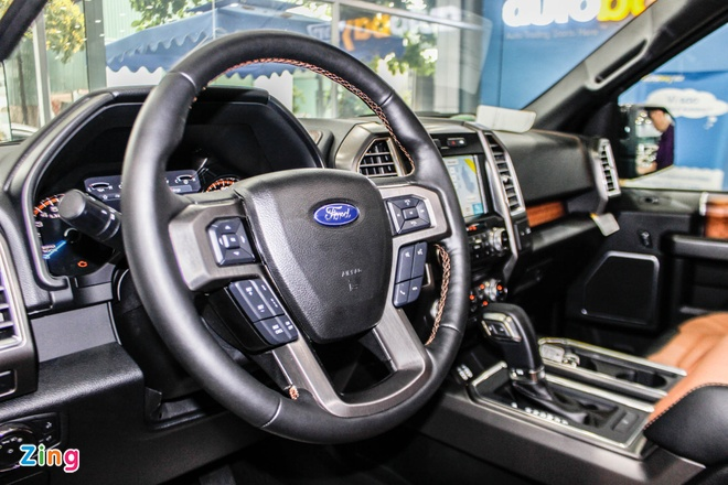 xe ban tai Ford F-150 Viet Nam anh 10