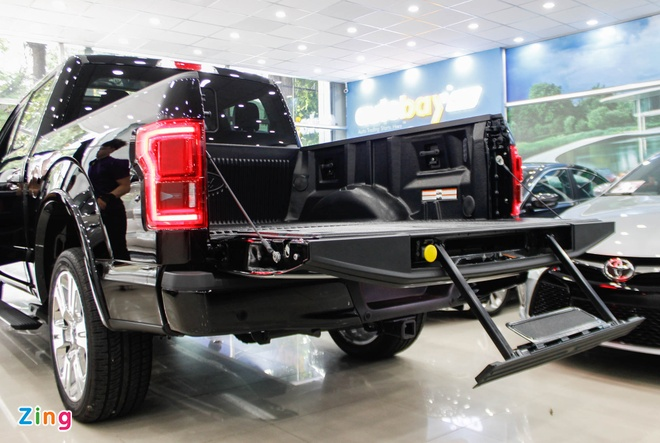 xe ban tai Ford F-150 Viet Nam anh 3