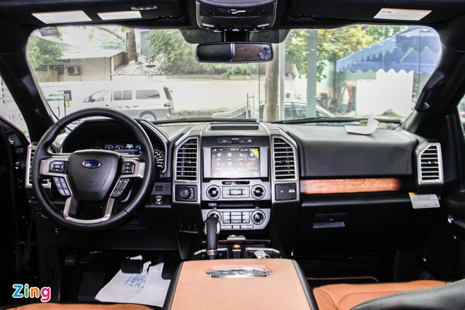 xe ban tai Ford F-150 Viet Nam anh 8