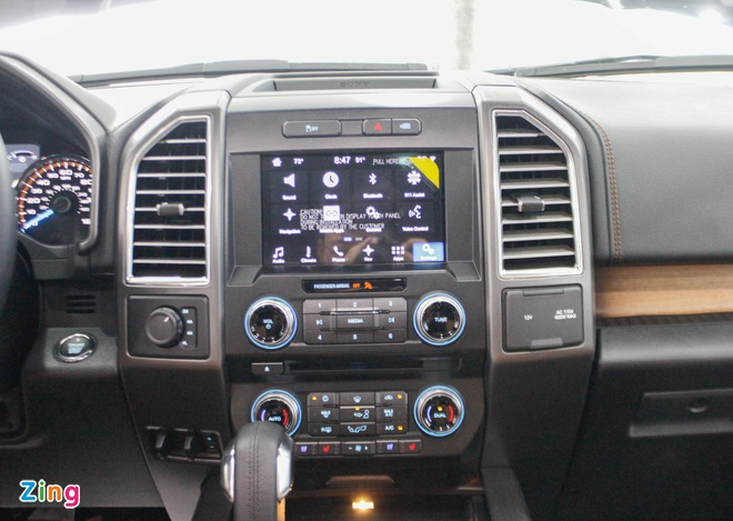 xe ban tai Ford F-150 Viet Nam anh 9