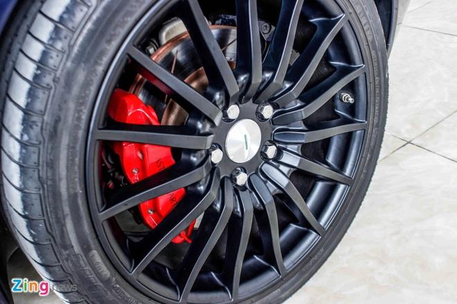 Aston Martin DB9 - sieu xe vang bong mot thoi tai Viet Nam hinh anh 10