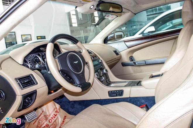 Aston Martin DB9 - sieu xe vang bong mot thoi tai Viet Nam hinh anh 5
