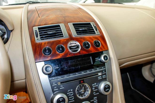 Aston Martin DB9 - sieu xe vang bong mot thoi tai Viet Nam hinh anh 6