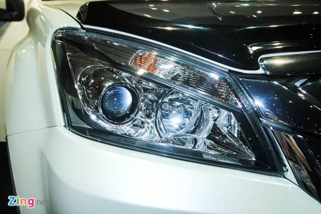Chi tiet Isuzu MU-X: Doi thu gia mem cua Toyota Fortuner hinh anh 12