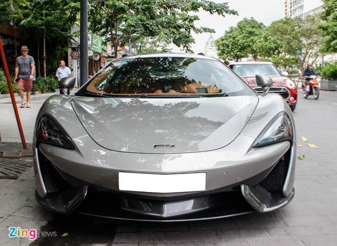 McLaren 570S Cuong Do La anh 1