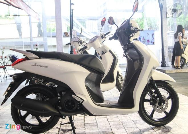 Chi Tiết Yamaha Janus Xe Ga Dành Cho Nữ Giá 275 Triệu