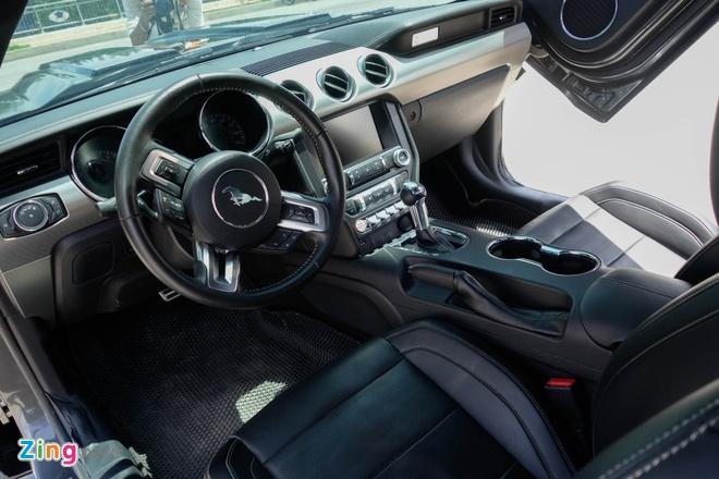 Ford Mustang do kieu Lamborghini het 250 trieu dong hinh anh 8