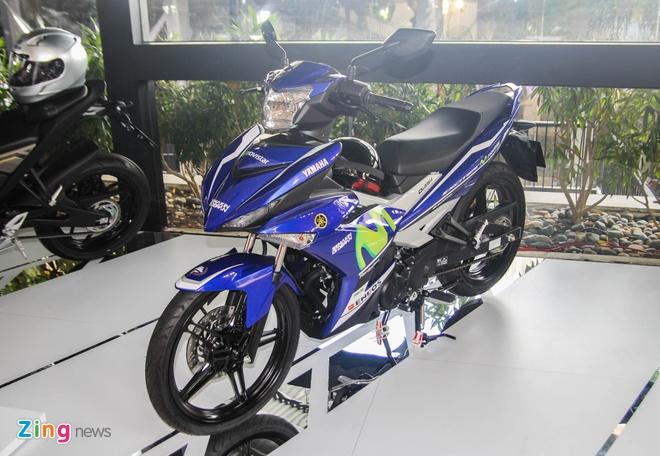 Yamaha Exciter 2016 doi tem, gia tang them 1,5 trieu dong hinh anh 2