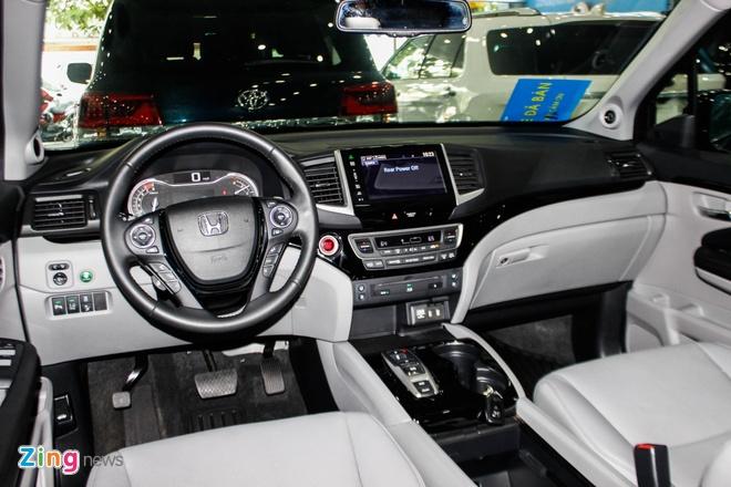 SUV 7 cho Honda Pilot 2016 ve Viet Nam hinh anh 6