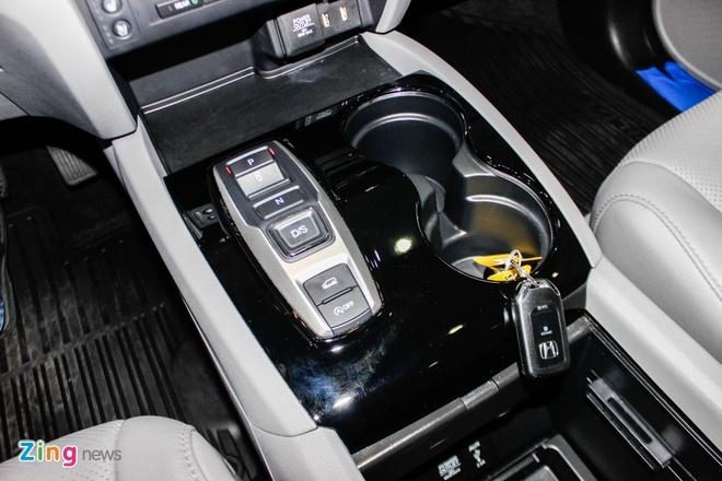 SUV 7 cho Honda Pilot 2016 ve Viet Nam hinh anh 10
