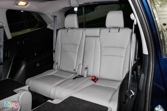 SUV 7 cho Honda Pilot 2016 ve Viet Nam hinh anh 8