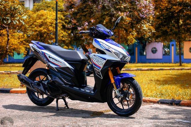 Honda Vario do do choi hang hieu hinh anh