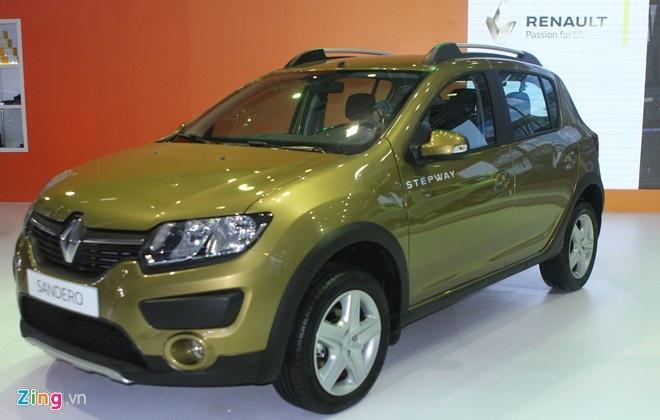 Renault tang gia tai Viet Nam anh 1