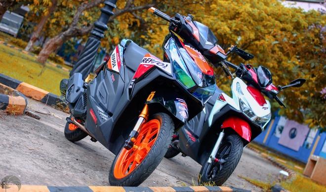 3 chiec Click Thai do do choi hang hieu o Sai Gon hinh anh