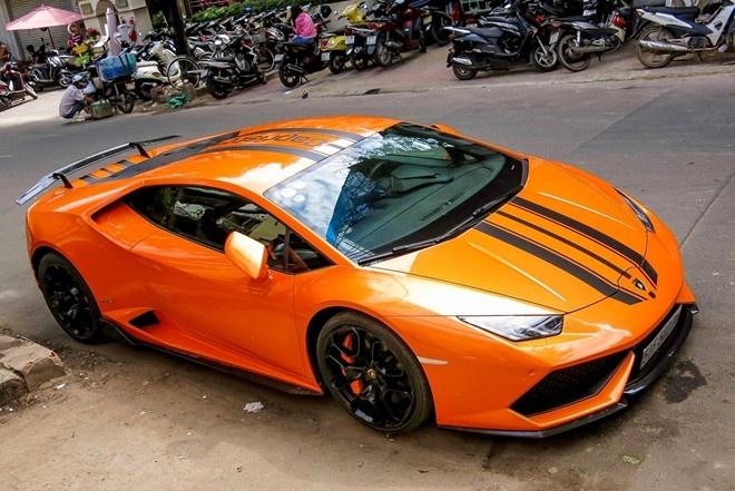 5 chiec Lamborghini dac biet nhat Viet Nam hinh anh