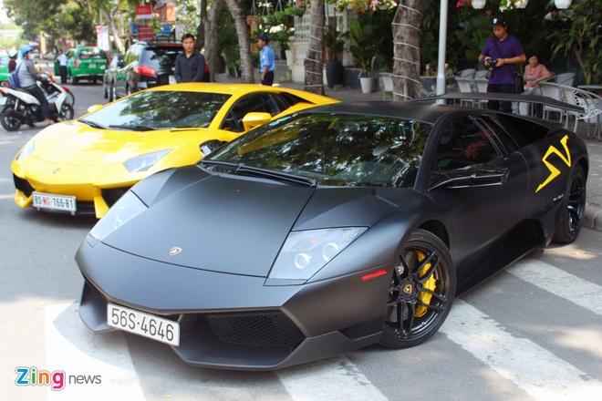 5 chiec Lamborghini dac biet nhat Viet Nam hinh anh 3