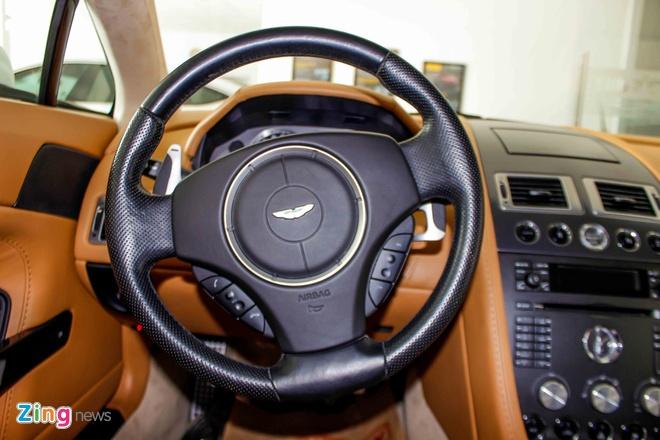 Sieu xe cu Aston Martin Vantage tai Sai Gon hinh anh 8