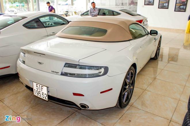 Sieu xe cu Aston Martin Vantage tai Sai Gon hinh anh 3