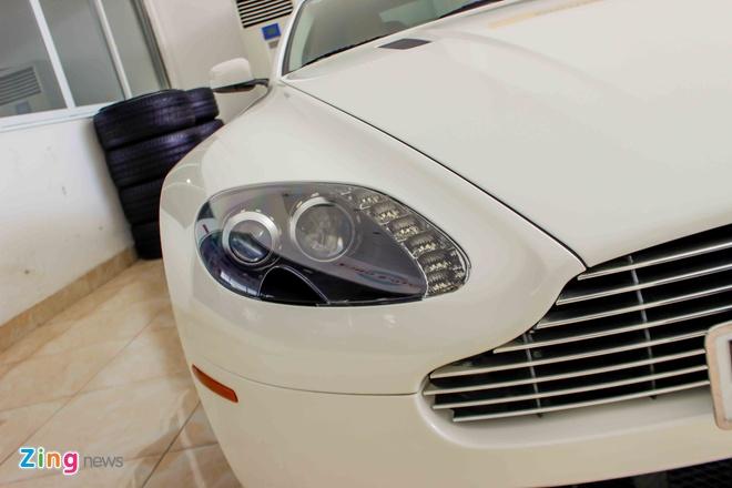 Sieu xe cu Aston Martin Vantage tai Sai Gon hinh anh 4