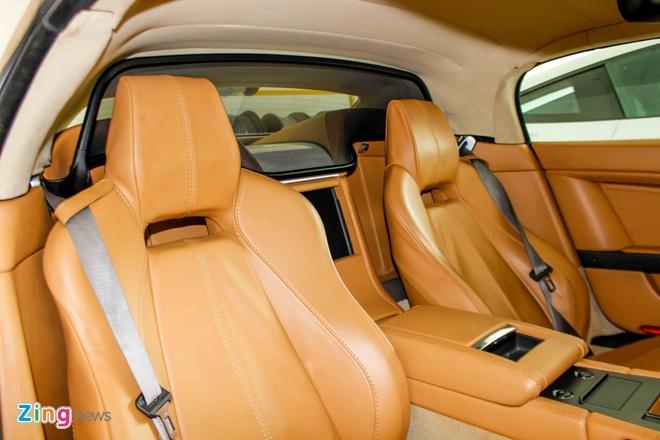 Sieu xe cu Aston Martin Vantage tai Sai Gon hinh anh 7