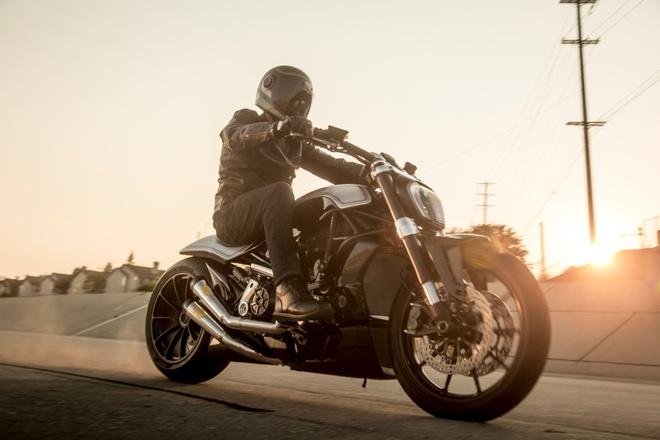 Ducati XDiavel do than nhom nguyen khoi boi tho My hinh anh 3