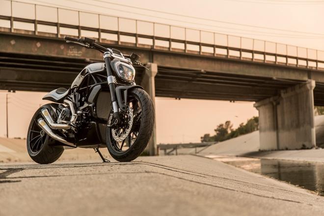 Ducati XDiavel do than nhom nguyen khoi boi tho My hinh anh 1