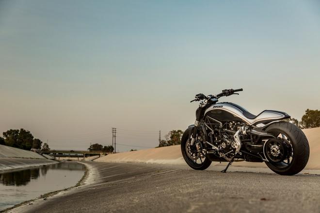 Ducati XDiavel do than nhom nguyen khoi boi tho My hinh anh 2