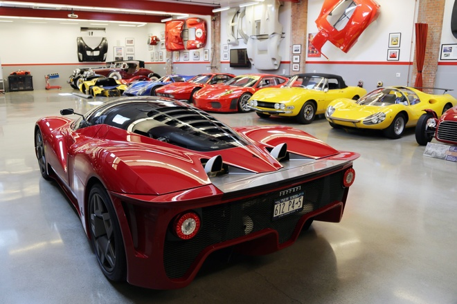 Ferrari P4/5 – sieu xe doc nhat vo nhi danh cho ty phu hinh anh 2