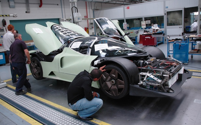 Ferrari P4/5 – sieu xe doc nhat vo nhi danh cho ty phu hinh anh 1