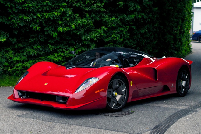 Ferrari P4/5 – sieu xe doc nhat vo nhi danh cho ty phu hinh anh