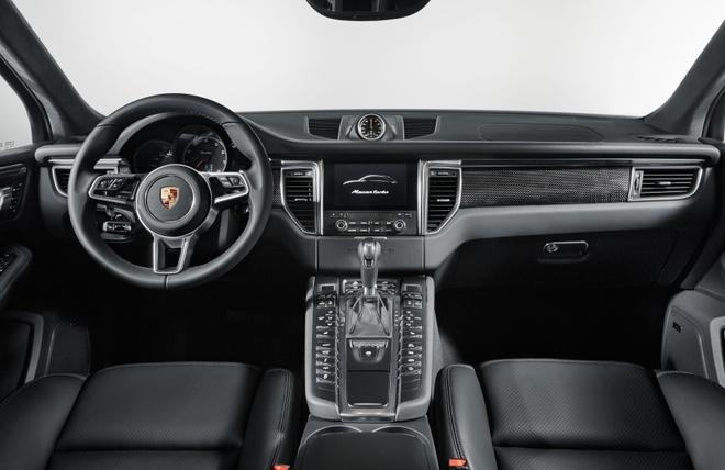 Porsche Macan Turbo do gia 5,5 ty tai Viet Nam hinh anh 3