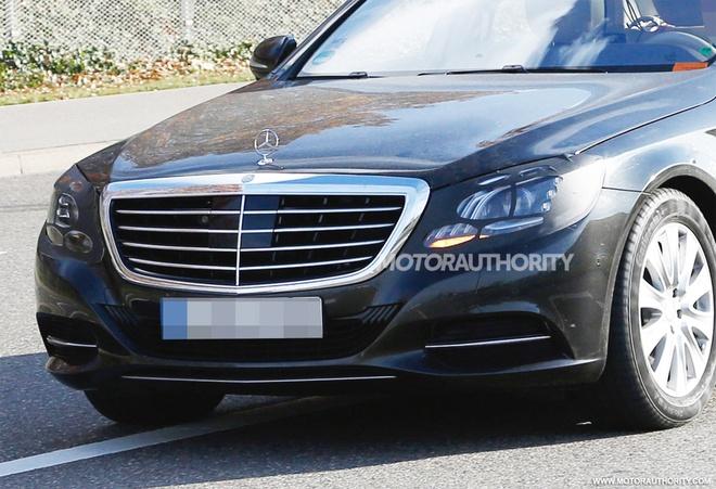 Mercedes S Class doi moi anh 1