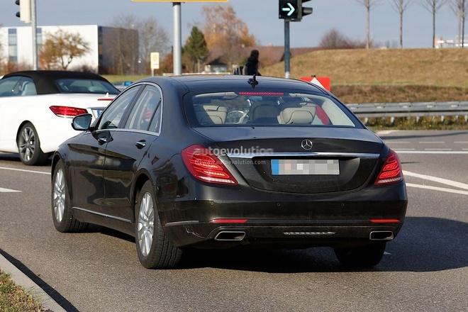 Mercedes S Class doi moi anh 2