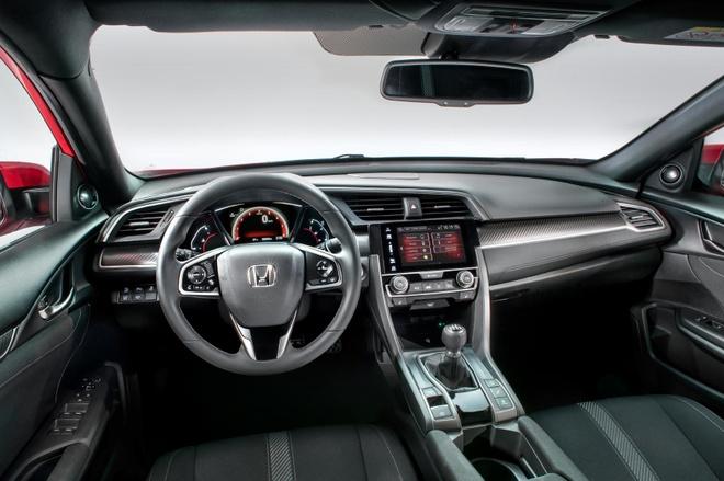 Honda Civic hatchback doi moi anh 9