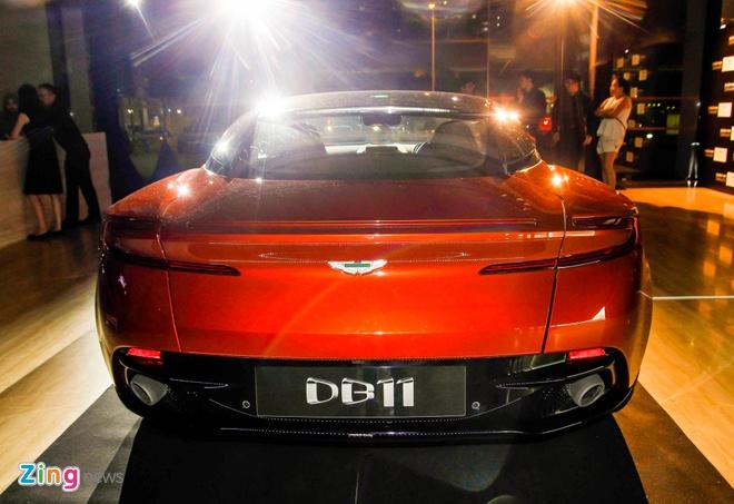 Aston Martin DB11 ra mat gioi dai gia Dong Nam A hinh anh 2