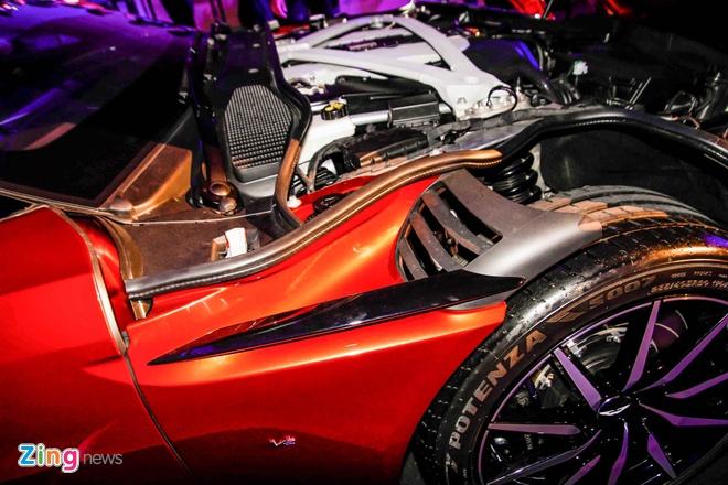 Aston Martin DB11 ra mat gioi dai gia Dong Nam A hinh anh 5