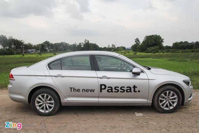 Volkswagen Passat: Sedan the thao danh cho nguoi tre hinh anh 4