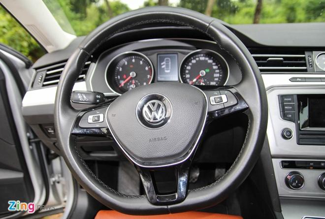 Volkswagen Passat: Sedan the thao danh cho nguoi tre hinh anh 6