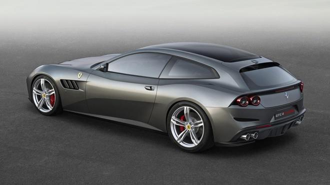 Ferrari cong bo sieu xe 4 cho moi hinh anh 5
