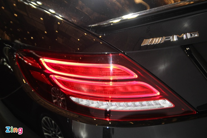 Mercedes SLC 43 AMG gia 3,6 ty dong tai Viet Nam hinh anh 5